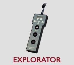 TELECOMMANDE EXPLORATOR