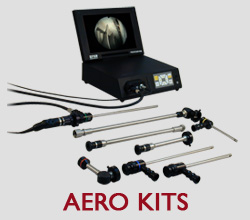 COMMERCIAL AND MILITARY AERONAUTICAL INSPECTION KITS